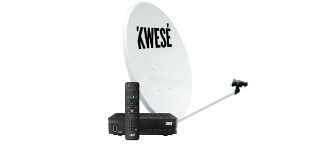 kwese satellite shut down