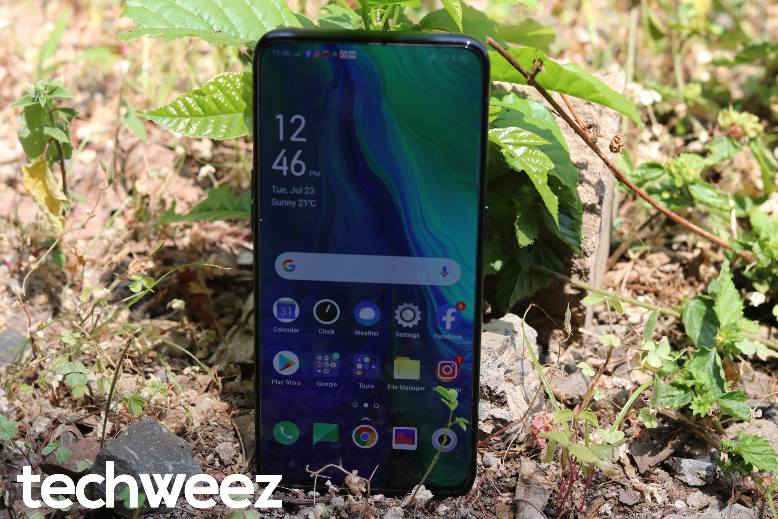 OPPO Reno 10x Zoom First Impressions Review