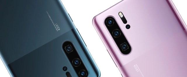 New Huawei P30 Pro