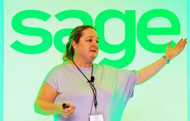 Sage EA MD Nikki Summers