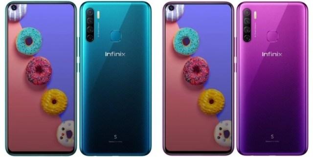 infinix s5 launch in kenya