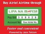 Airtel airtime