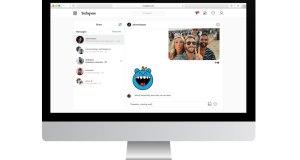 Instagram DMs Desktop