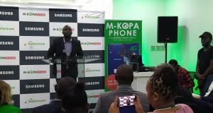 M-KOPA Phone