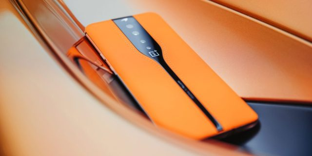 OnePlus Concept One Cameras