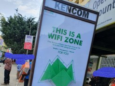 Safaricom Wifi Zone
