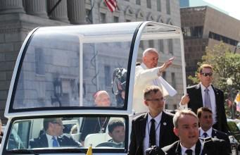 pope francis trolling