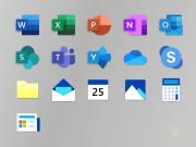 Windows 10 Fluent Icons