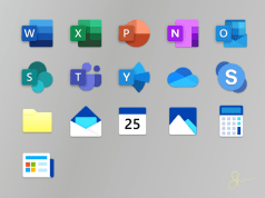 Windows 10 Fluent Icons