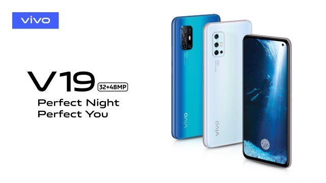 vivo V19 Launch