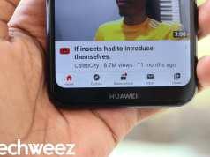 YouTube Explore Tab