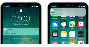 apple will allow ads push notifications