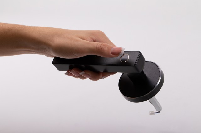 Lockibly biometric