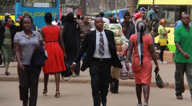 kenyans working