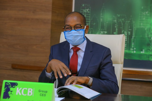 KCB Group CEO
