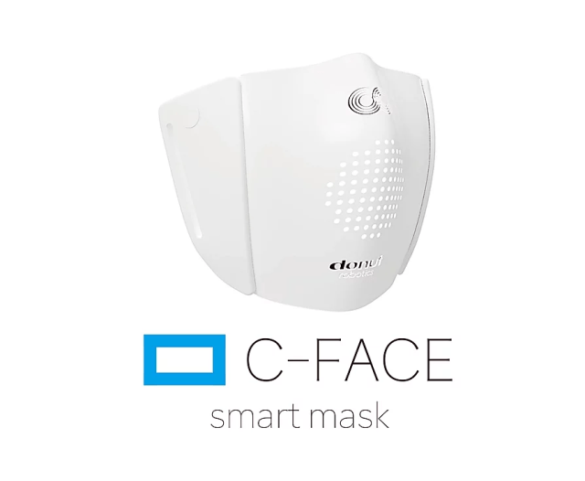 c-face mask