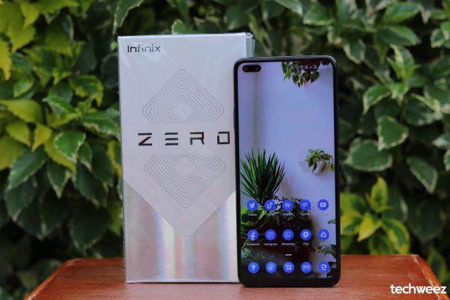 Infinix Zero 8 90Hz