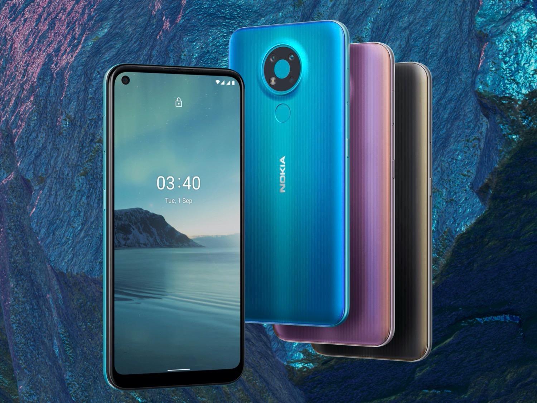 Nokia 3.4 Finally Available in Kenya