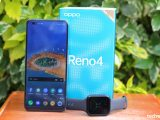 OPPO Reno 4 smartwatch