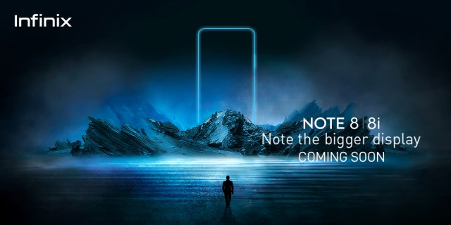 Infinix Note 8 Display