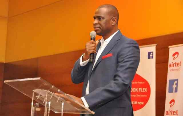 Segun Ogunsanya Airtel Africa New CEO
