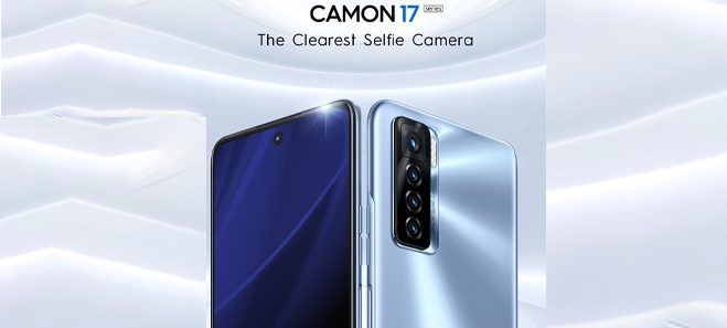TECNO Camon 17 Series Launches Tonight in Kenya