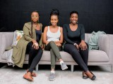 Muthoni Unchained Founders_ From the Left, Pauline Kariuki- CTO, Nyambogo Jennifer-Creative Director and Ivy Kinyanjui- Chief Experience Officer