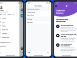 Ticketed Twitter Spaces Layout