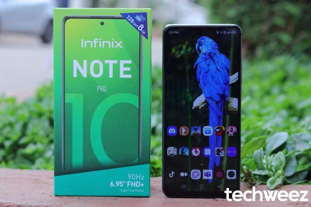 Infinix Note 10 Pro Pre-order