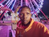 TECNO Camon 17 Pro Night Selfie 9
