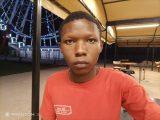 TECNO Phantom X lowlight selfie