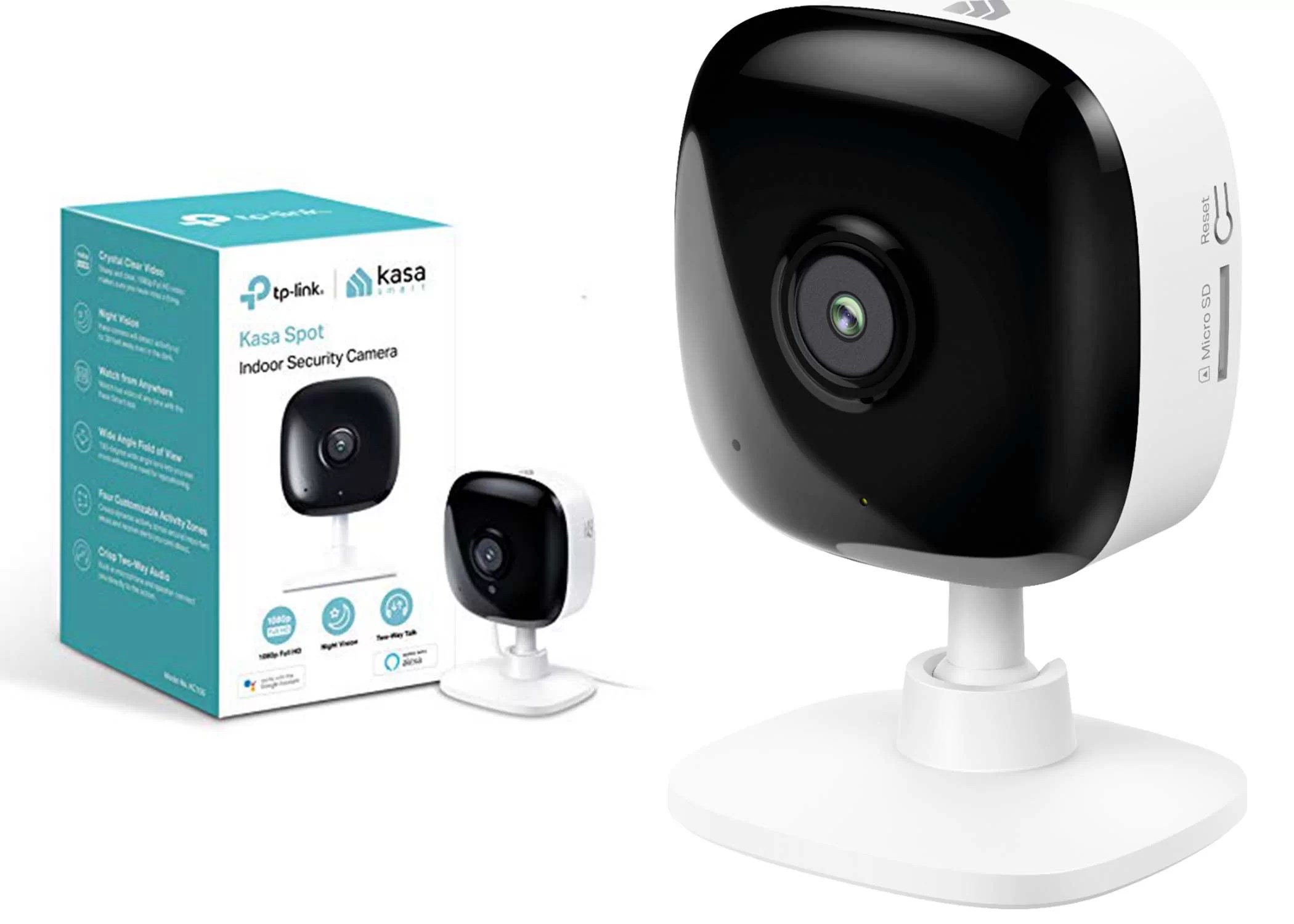10 Ways Kasa Spot Smart Security Camera Makes Your Home Secure