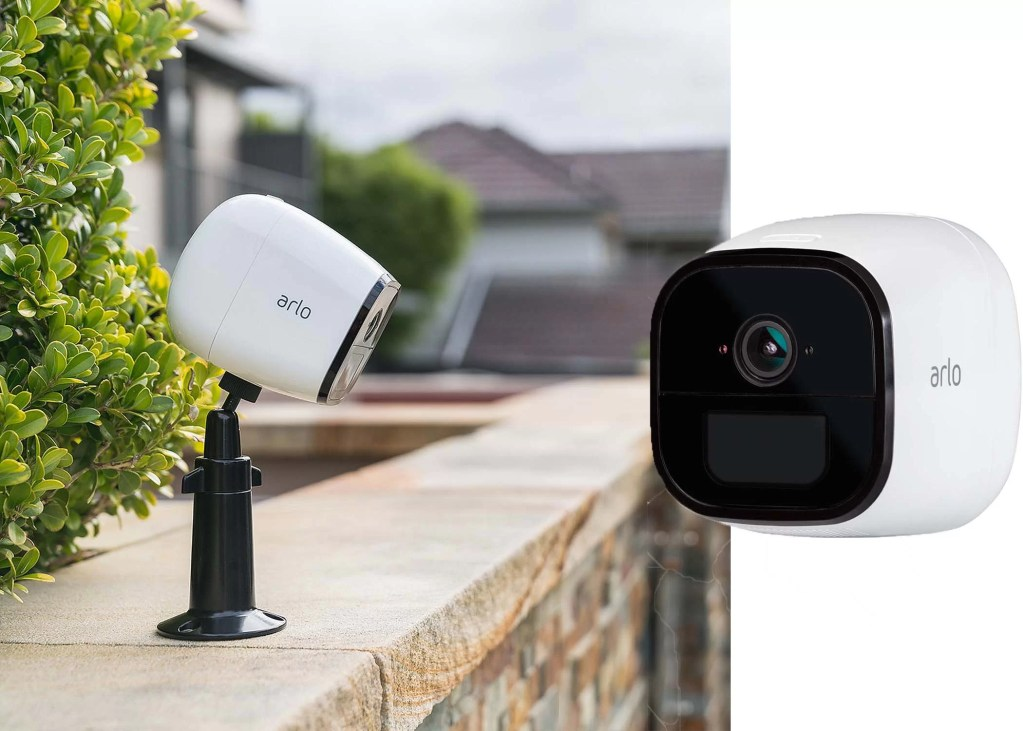 Get Full Potential Arlo Go Wireless Home Security Camera