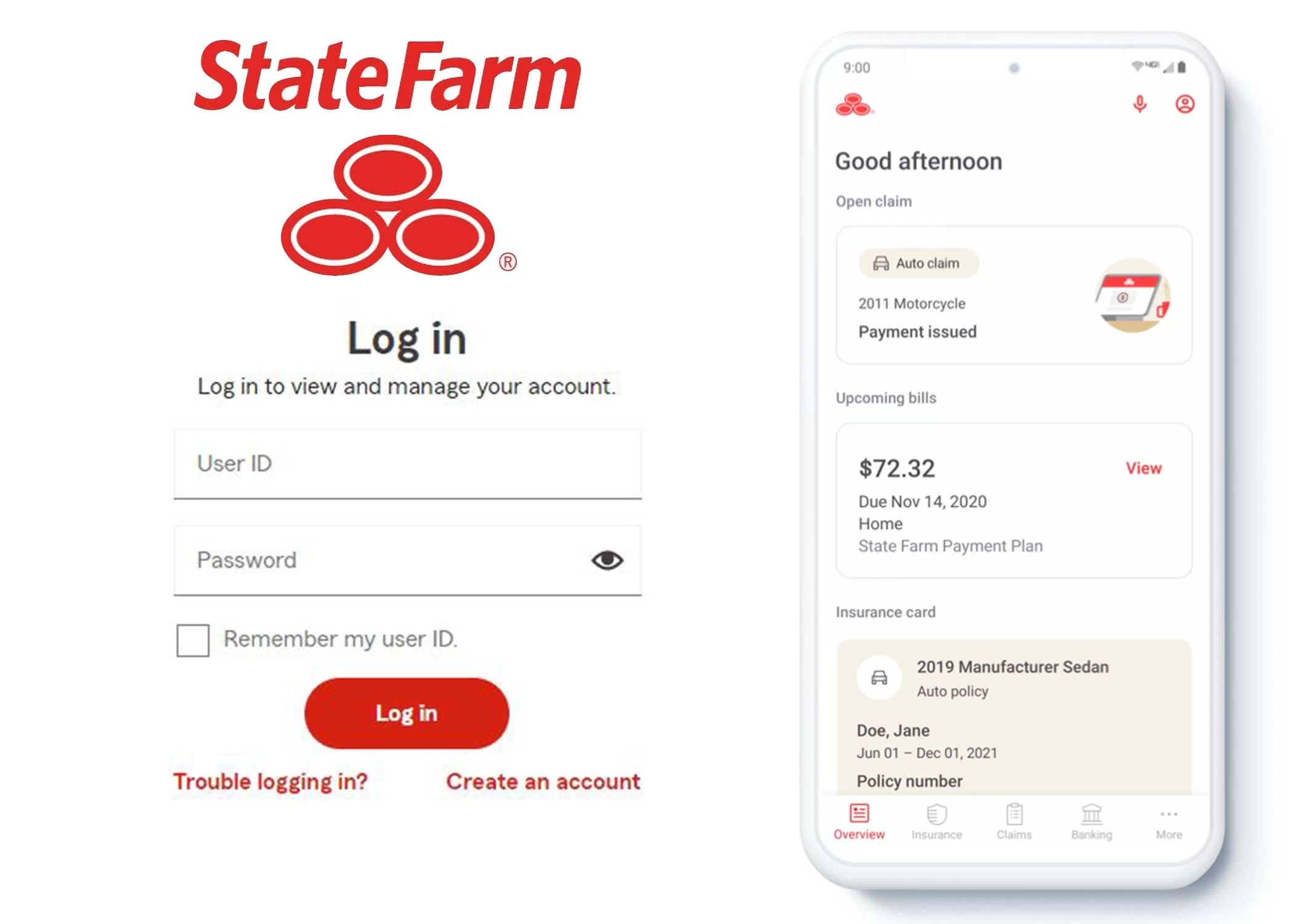 State Farm Insurance Login - How to Login Your to State Farm Insurance Account