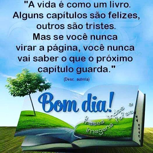 A vida é como um livro A vida é como um livro.