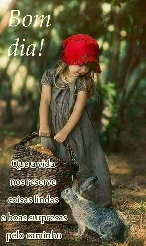 Que a vida nos reserve coisas lindas e boas surpresas pelo caminho.