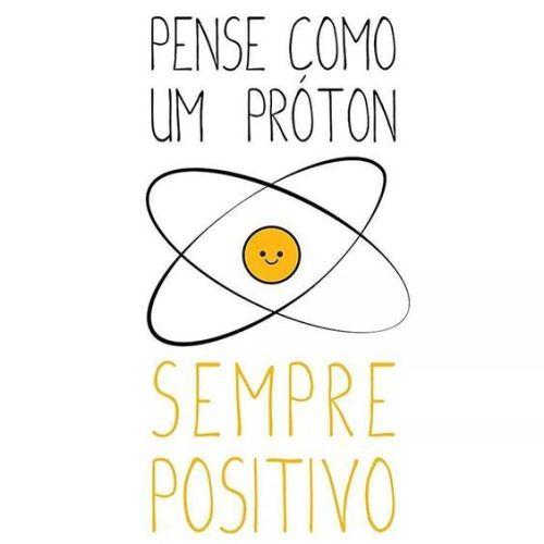 Sempre positivo