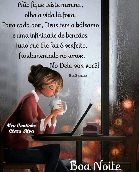 Não fique triste