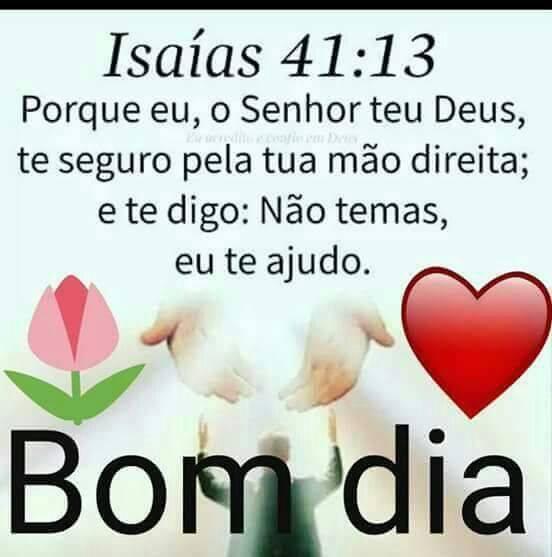 Versículo do dia Isaías