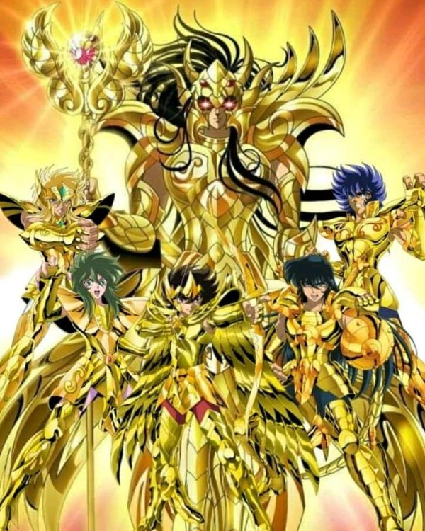 estamos da cor do ouro