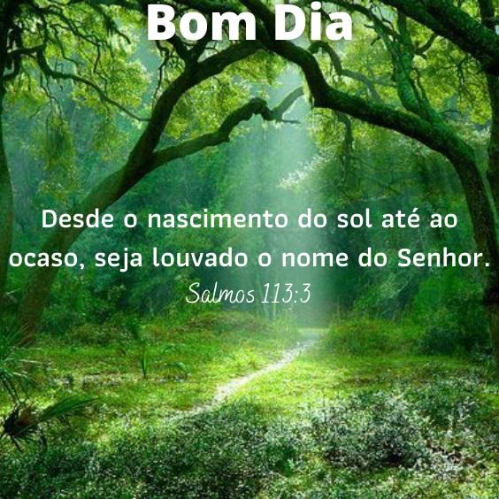 Salmos 113:3