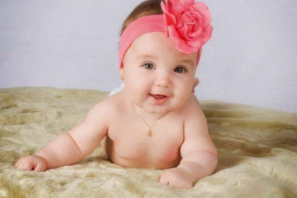 bebê muito linda