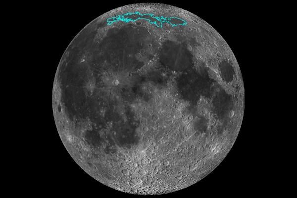 outra visão da lua