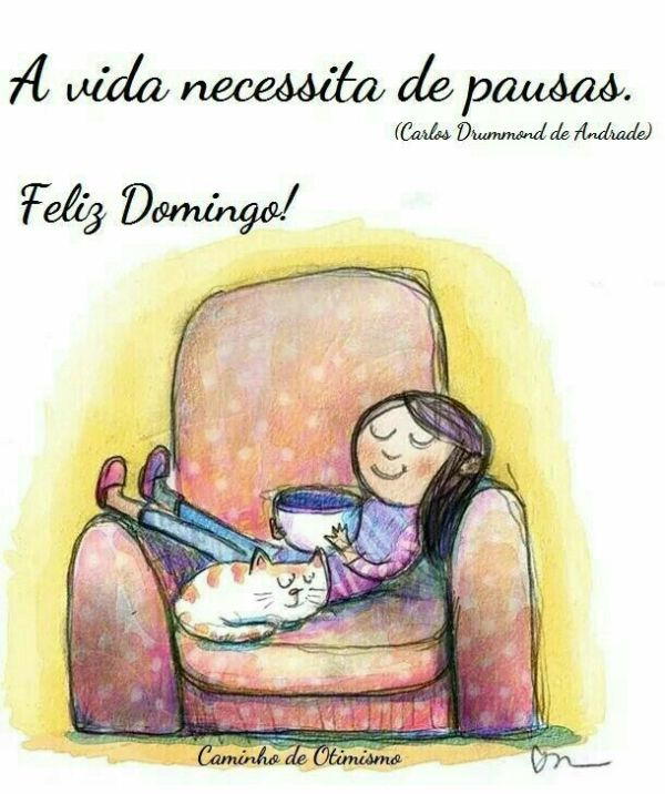 Pausas no Domingo