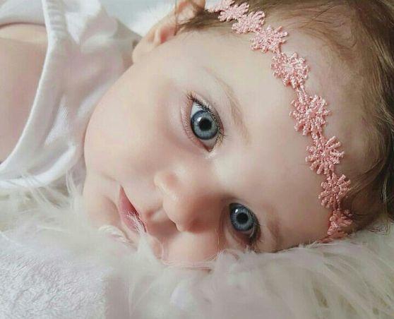 bebe mais linda do mundo