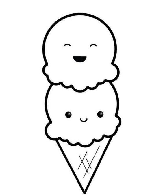 Desenho simples e fácil de desenhar da tumbl