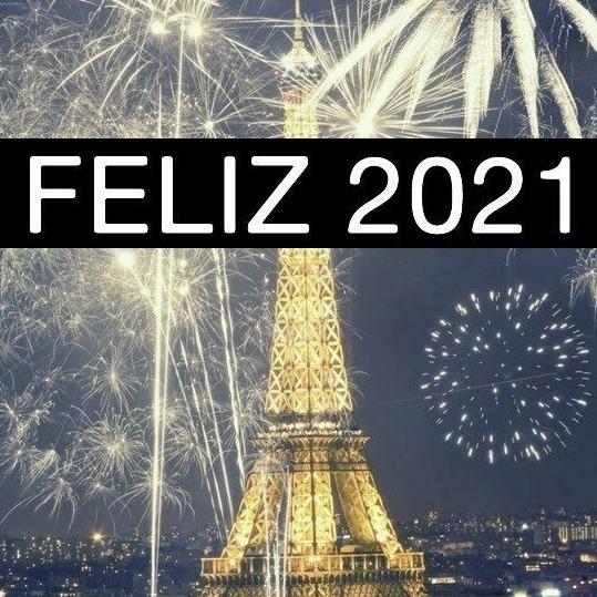 Paris feliz 2021