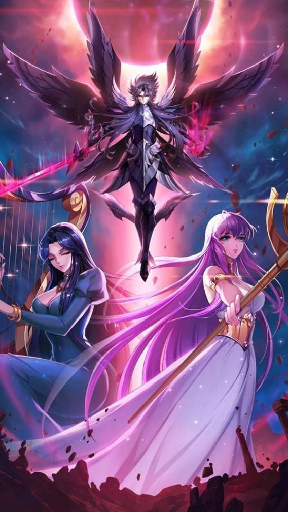 Fotos de animes Cavaleiros do Zodíaco