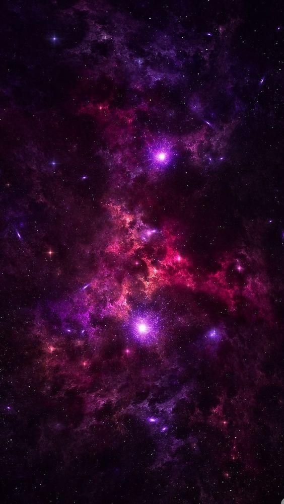 a galáxia de cores
