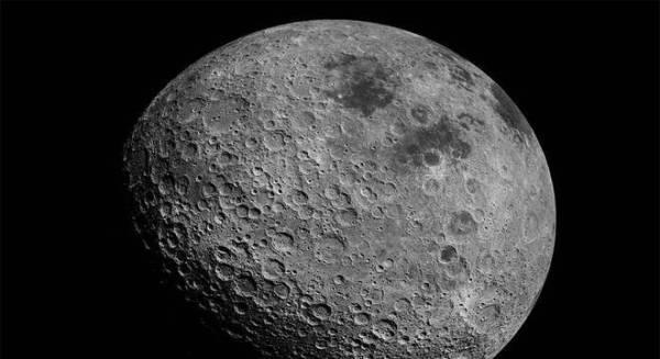 a lua da Nasa